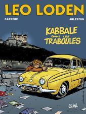 Léo Loden T05: Kabbale dans les traboules