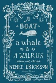 A Boat  A Whale   A Walrus