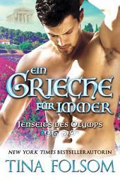 Ein Grieche für immer (Jenseits des Olymps - Buch 4)