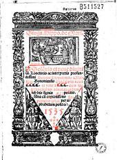 Singu. Hippo. de Mars. Solennis et pene diuini V. J. doctoris ac interpretis profundissimi Domini Hippolyti de Marsilijs Bononiensis Singularia noua CCCC. et vetera CCC...