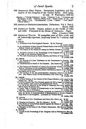 Catalogue of the Library of Jared Sparks: With a List of the Historical Manuscripts Collected by Him and Now Deposited in the Library of Harvard University