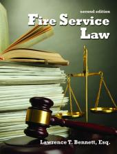 Fire Service Law: Second Edition