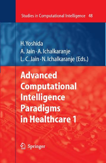 Advanced Computational Intelligence Paradigms in Healthcare   1 PDF