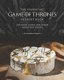 The Essential Game of Thrones Dessert Book