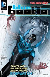 Blue Beetle (2011-) #8