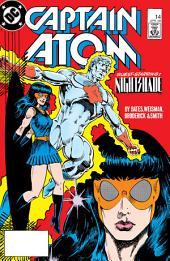 Captain Atom (1986-) #14