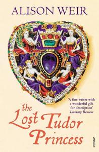 The Lost Tudor Princess Book