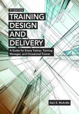 Training Design and Delivery  3rd Edition PDF