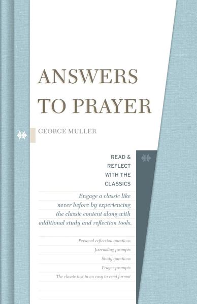 Download Answers to Prayer Book