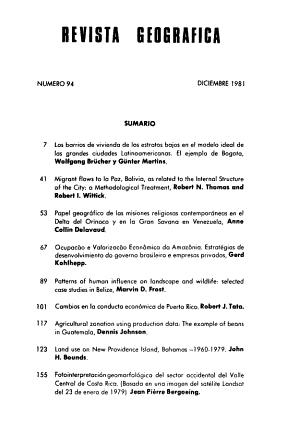Revista geogr  fica del Instituto Panamericano de Geograf  a e Historia PDF