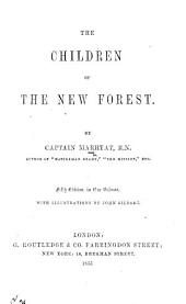 The Children of the New Forest ... Fifth Edition ... with Illustrations by John Gilbert