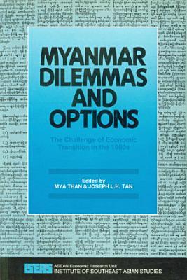 Myanmar Dilemmas and Options PDF