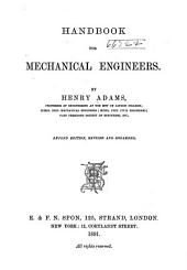 Handbook for Mechanical Engineers