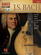 J.S. Bach Mandolin Songbook: Mandolin Play-Along, Volume 4