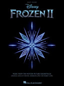 Frozen II Easy Piano Songbook
