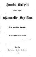 Albert Bitzius PDF