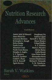 Nutrition Research Advances