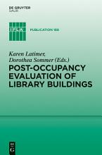 Post occupancy evaluation of library buildings PDF