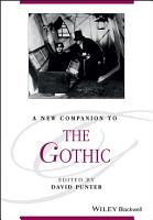 A New Companion to The Gothic PDF
