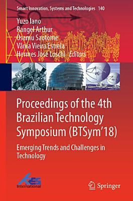 Proceedings of the 4th Brazilian Technology Symposium  BTSym 18  PDF
