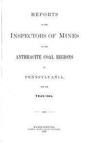 Report of the Department of Mines of Pennsylvania Book
