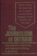 The Journalism of Outrage PDF
