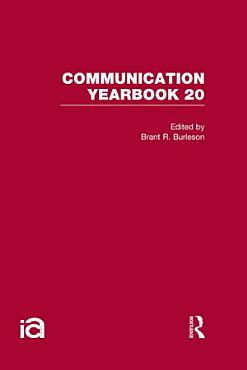 Communication Yearbook 20 PDF