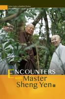Encounters with Master Sheng Yen PDF
