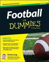 Football For Dummies: Edition 5