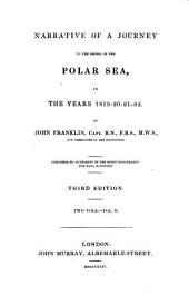 Narrative of a Journey to the Shores of the Polar Sea, in the Years 1819-20-21-22
