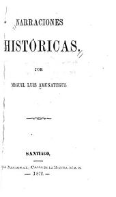 Narraciones históricas