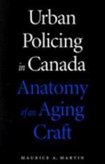 Urban Policing in Canada