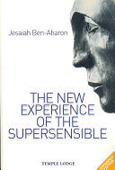 The New Experience of the Supersensible