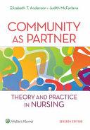 Community as Partner Book