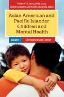Asian American and Pacific Islander Children and Mental Health PDF