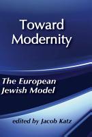 Toward Modernity PDF