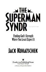 The Superman Syndrome PDF