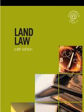 Land Lawcards 6/e: Sixth Edition, Edition 6
