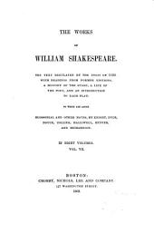Julius Caesar. Macbeth. Hamlet. King Lear. Othello