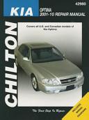 Chilton s Kia Optima 2001 10 Repair Manual