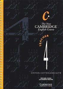 The New Cambridge English Course 4 Teacher s Book PDF