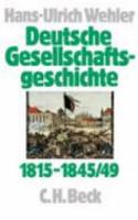 Deutsche Gesellschaftsgeschichte PDF