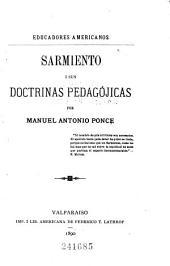 Sarmiento i sus doctrinas pedagójicas