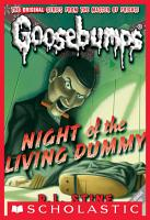 Night of the Living Dummy  Classic Goosebumps  1  PDF