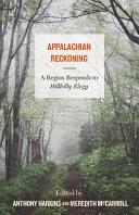 Appalachian Reckoning Book