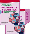 Oxford Probability and Statistics for Cambridge International AS and A Level PDF