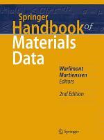Springer Handbook of Materials Data