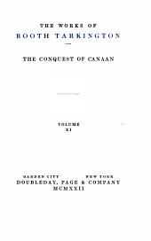 The Works of Booth Tarkington: Volume 11