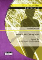 Arbeitsmittel Genogramm   auch in der systemischen Einzelberatung PDF