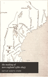 The Making of New England, 1580-1643